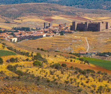 localidad de sigüenza, de la provincia de Guadalajara en Castilla y León