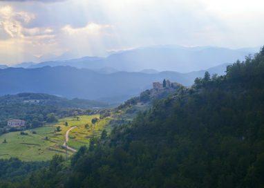 Castell de Llaés, un castillo convertido en casa rural