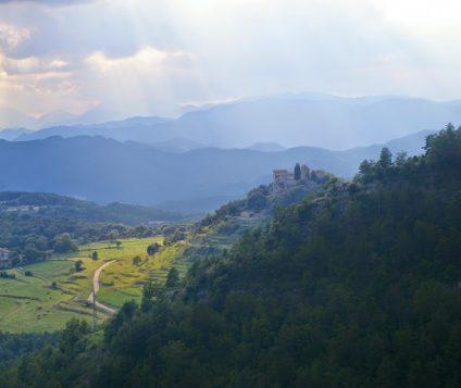 Castell de Llaés, un castillo convertido en casa rural - turismo-alojamiento-rural
