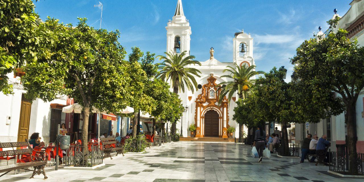 Festival de Teatro de calle en Matalascañas.