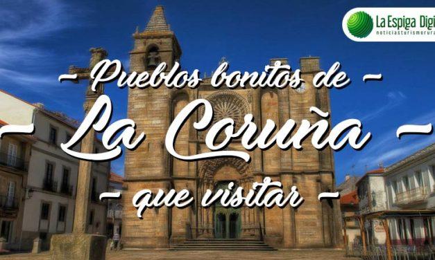 5 Pueblos Bonitos de A Coruña que visitar