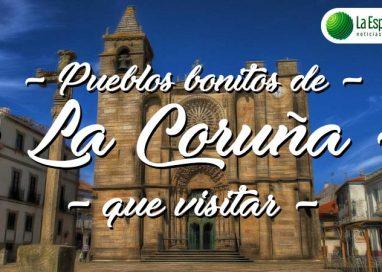 Pueblos bonitos de A Coruña que visitar
