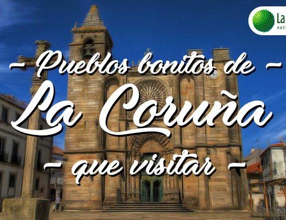Pueblos bonitos que visitar en A Coruña