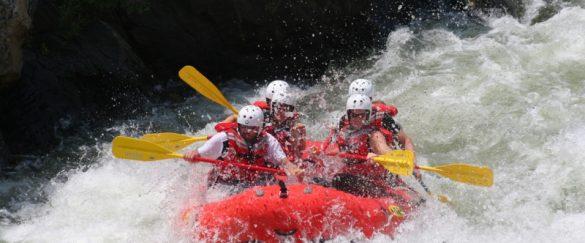 rafting españa