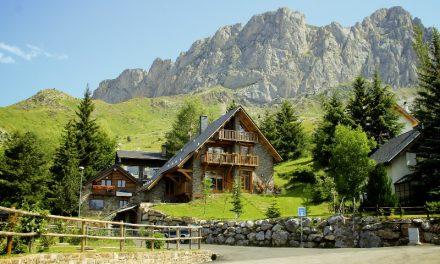 Las casas rurales de Huesca rozan el completo en San Lorenzo