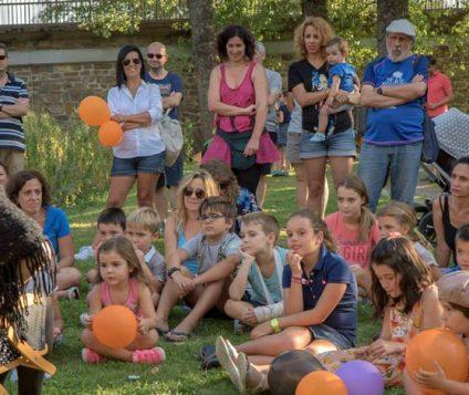 Diversidad de actividades en la Semana de las Güixas en Villanúa - turismo-activo