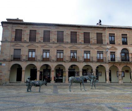 Villanueva de los infantes ha conseguido incrementar un 50% el turismo - pueblos