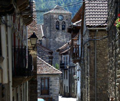 Las bibliotecas acercan la cultura a los pueblos de Huesca - pueblos