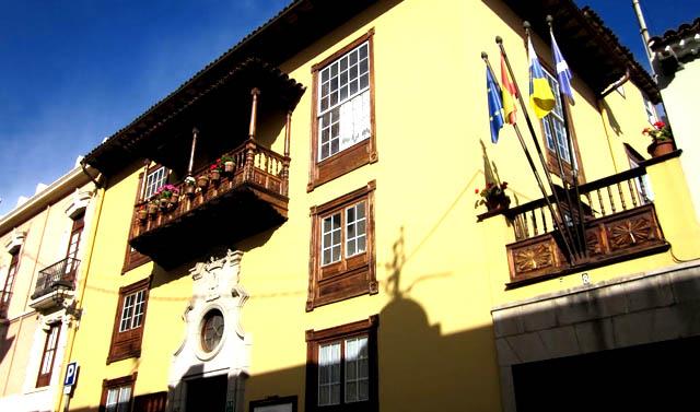 Hotel La Victoria, en La Orotrava, Canarias