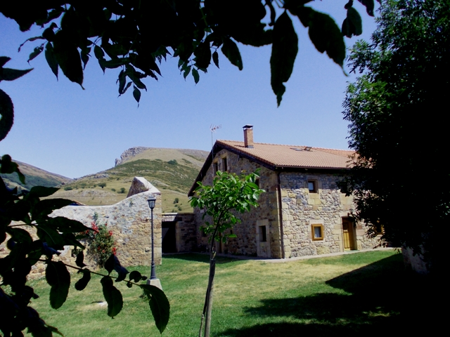 casa rural chocolatero