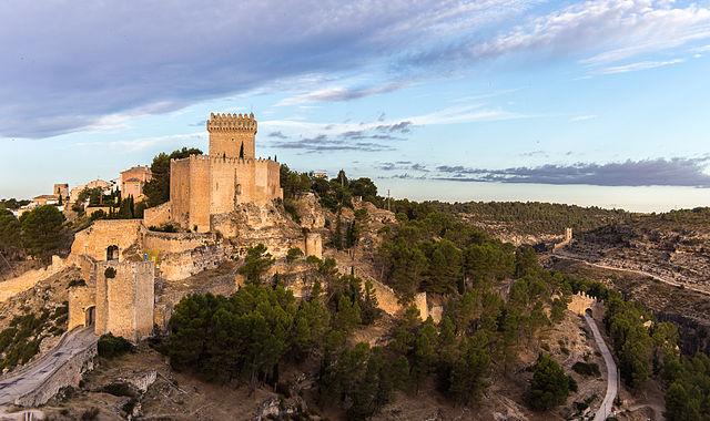Parador Nacional Castillo de Alarcón
