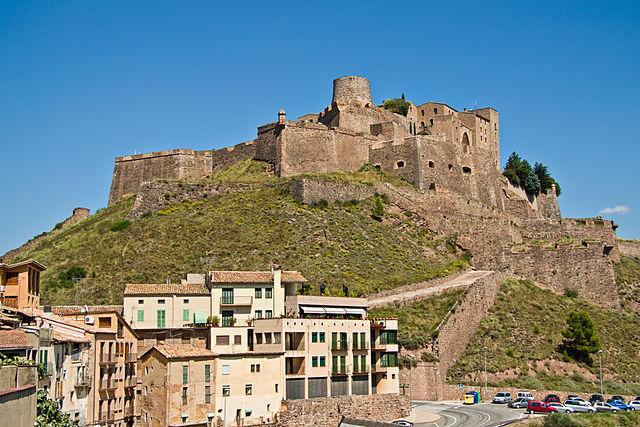Parador Nacional Castillo de Cardona