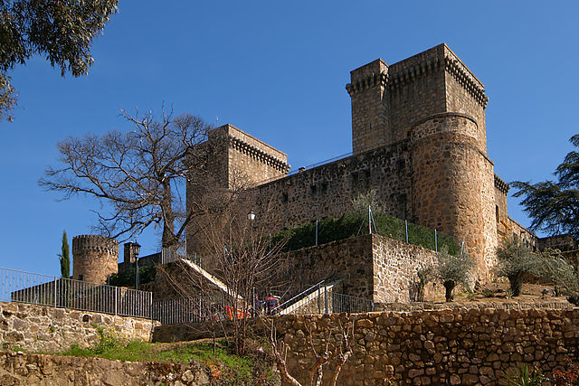 Parador Nacional Castillo de Jarandilla