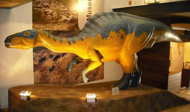 Museo y Ruta de los Dinosaurios de Arén, en Huesca