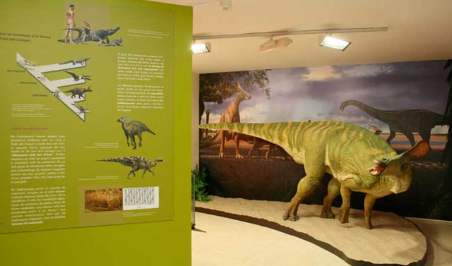 Museu y Ruta de la Conda Dellà, en Isona, Lleida