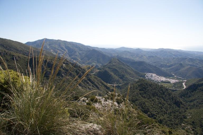 Un paso mas cerca de que la Sierra de las Nieves sea Parque Nacional