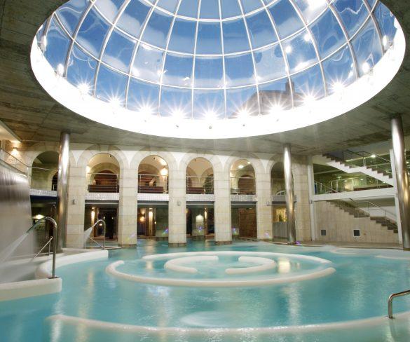 El Balneario de Mondariz, elegido por Gold List Traveler como uno de los mejores del mundo en 2018