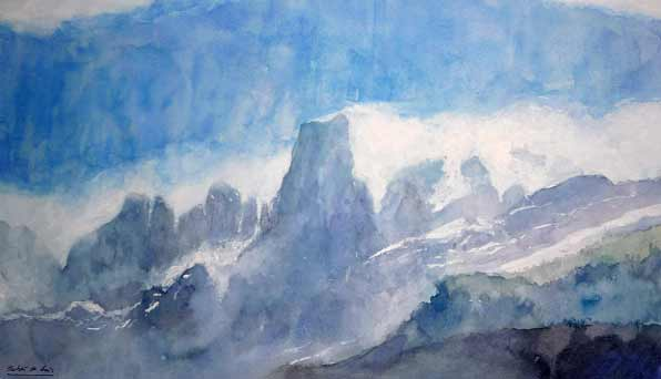 El Parque Nacional de Picos de Europa convoca su IV Concurso de Pintura Naturalista