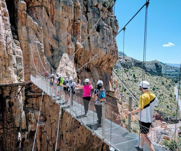 El turismo rural de Málaga muestra unos datos espectaculares en 2017
