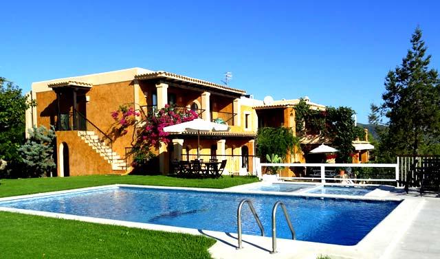 Casa de agroturismo en Ibiza