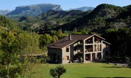 Así serán las casas rurales con 5 espigas en Aragón