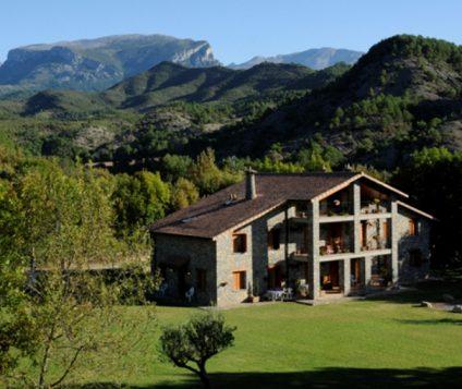 Así serán las casas rurales con 5 espigas en Aragón - turismo-alojamiento-rural