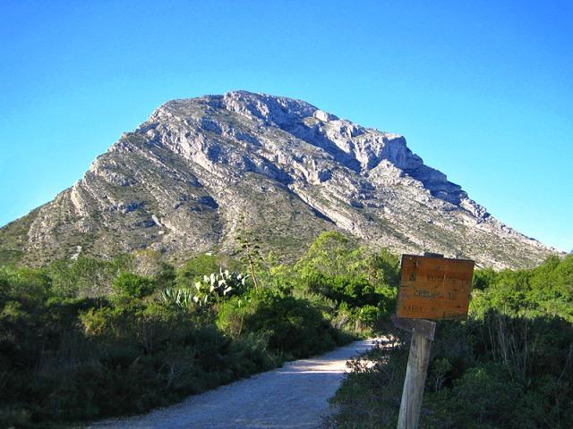 parc natural montgo