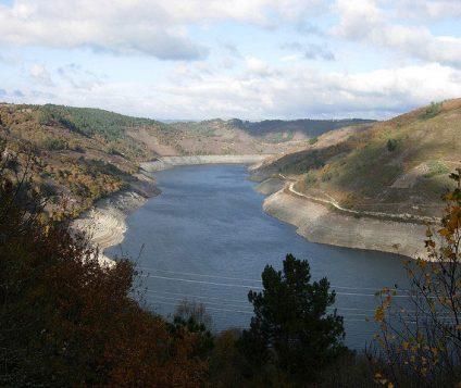 Embalse de Belesar Galicia