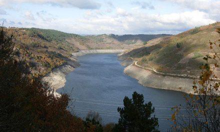 Los embalses gallegos aumentan sus reservas de agua