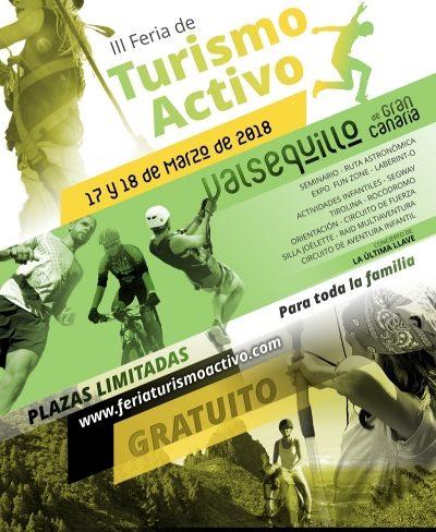 Abiertas las inscripciones para la III Feria de Turismo Activo en Valdesillo