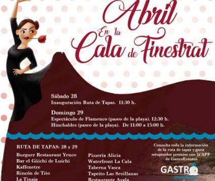 Finestrat  prepara su ruta de tapas del 28 y 29 de abril - gastronomia-restaurantes