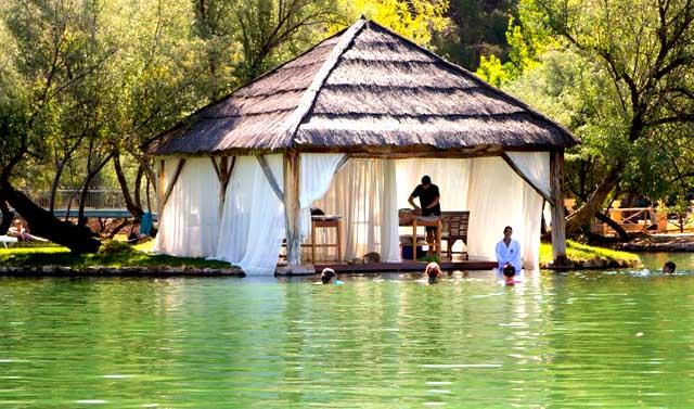 los mejores balnearios de aragon