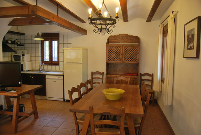 mejores casas rurales andalucia cortijo de besana
