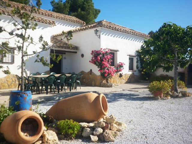 mejores casas rurales andalucia cuevas la teja