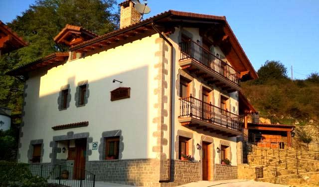 Las 20 mejores casas rurales en navarra la espiga digital - Casa rural lekunberri ...