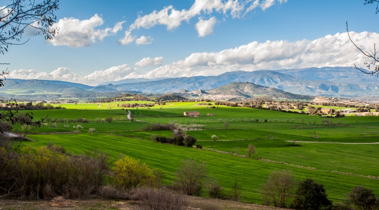 Los datos reflejan un aumento de turismo  rural en este mes de mayo