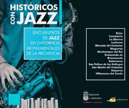 Doce pueblos de Salamanca fomentan la cultura y el jazz - pueblos