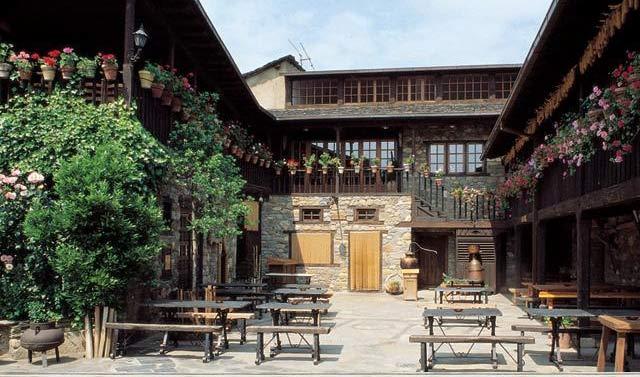 Hoteles con encanto en El Bierzo