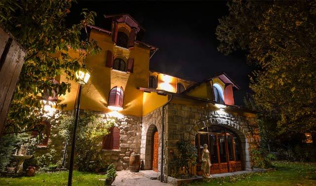Hoteles con encanto en la Sierra de Guadarrama