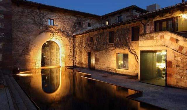 Hoteles con encanto en Palencia