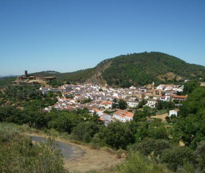 Almonaster de la Real se proclama como uno de los Pueblos más Bonitos de España - pueblos