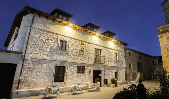 Hoteles con encanto en Aranda de Duero