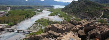 Aínsa-Sobrarbe celebra ser Capital del Turismo Rural de España de 2018 - pueblos