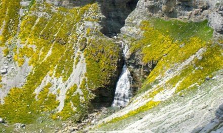 Excursión con Carlos Pauner a la «Cola de Caballo» de Ordesa y Monte Perdido