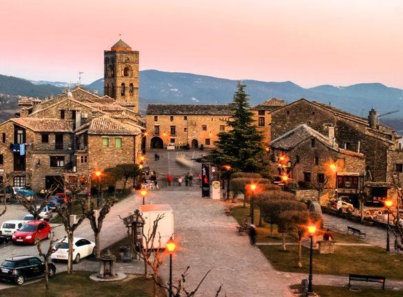 Aínsa, capital de Turismo Rural 2018