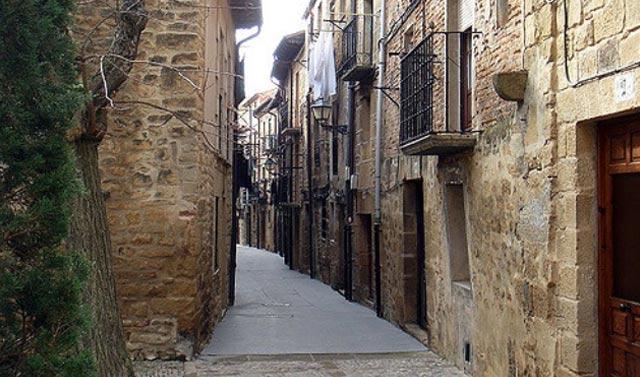 Pueblos bonitos de Álava, Laguardia