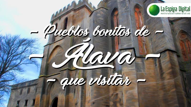Pueblos bonitos de Álava que visitar