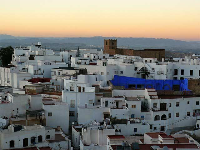 Pueblos bonitos que visitar en Almería, Mojácar