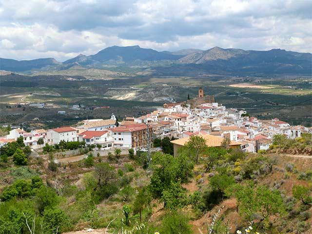 Pueblos bonitos que visitar en Almería, Serón