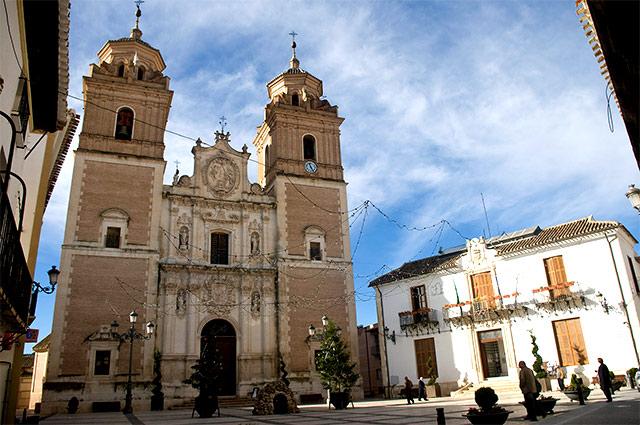 Pueblos bonitos que visitar en Almería, Vélez-Rubio